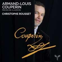 Armand Louis Couperin (1727-1789): Pieces de Clavecin, 2 CDs
