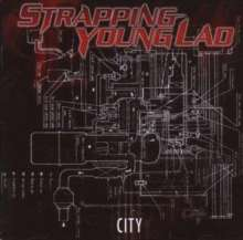 Strapping Young Lad (Devin Townsend): City, CD