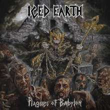 Iced Earth: Plagues Of Babylon (Limited Deluxe Edition), 1 CD und 1 DVD