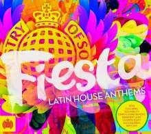 Fiesta: Latin House Anthems, 3 CDs