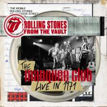 The Rolling Stones: From The Vault: The Marquee Club Live In 1971 (Digipack), 1 DVD und 1 CD