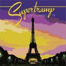 Supertramp: Live In Paris '79, 1 DVD und 2 CDs