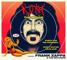 Frank Zappa (1940-1993): Roxy - The Movie (DVD & CD), 2 DVDs