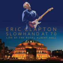 Eric Clapton: Slowhand At 70: Live At The Royal Albert Hall (CD-Format), 1 DVD und 2 CDs