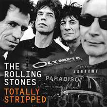 The Rolling Stones: Totally Stripped, 1 CD und 1 DVD