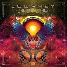 Journey: Live In Manila 2009, 2 CDs und 1 DVD