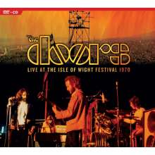 The Doors: Live At The Isle Of Wight Festival 1970, 1 DVD und 1 CD