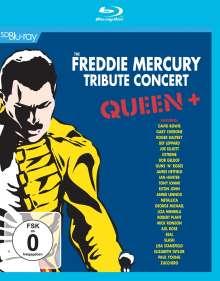 Queen: The Freddie Mercury Tribute Concert: Queen +, Blu-ray Disc