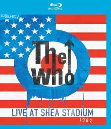 The Who: Live At Shea Stadium 1982, Blu-ray Disc