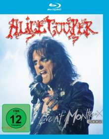 Alice Cooper: Live At Montreux 2005, Blu-ray Disc