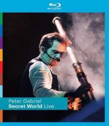 Peter Gabriel: Secret World: Live 1993, Blu-ray Disc