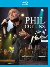 Phil Collins: Live At Montreux 2004 (+1996), Blu-ray Disc