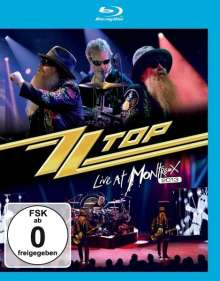ZZ Top: Live At Montreux 2013, Blu-ray Disc