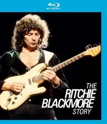 Ritchie Blackmore: The Ritchie Blackmore Story, Blu-ray Disc