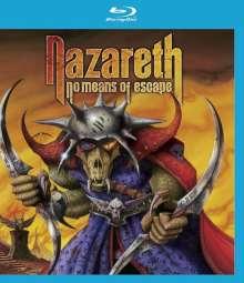 Nazareth: No Means Of Escape, Blu-ray Disc
