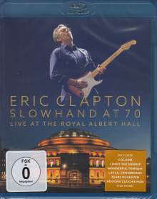 Eric Clapton: Slowhand At 70: Live At The Royal Albert Hall, Blu-ray Disc
