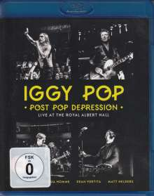 Iggy Pop: Post Pop Depression: Live At The Royal Albert Hall, Blu-ray Disc