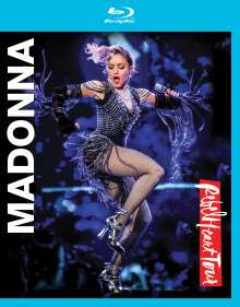 Madonna: Rebel Heart Tour 2016, Blu-ray Disc
