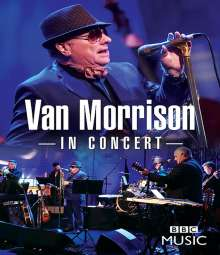 Van Morrison: In Concert (Live at The BBC Radio Theatre London), Blu-ray Disc