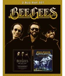 Bee Gees: One Night Only: Live In Las Vegas 1997 / One For All: Live In Australia 1989, 2 Blu-ray Discs