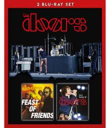 The Doors: Feast Of Friends / Live At The Hollywood Bowl, 2 Blu-ray Discs
