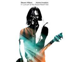 Steven Wilson: Home Invasion: In Concert At The Royal Albert Hall 2018, 2 CDs und 1 Blu-ray Disc