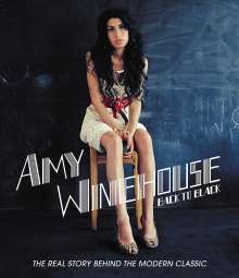 Amy Winehouse: Back To Black: The Real Story Behind The Modern Classic, Blu-ray Disc