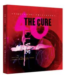 The Cure: 40 Live - Curætion 25 - Anniversary (Limited Bluray/CD Boxset), 6 Blu-ray Discs
