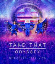 Take That: Odyssey (Greatest Hits Live), Blu-ray Disc