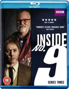 Inside No. 9 Season 3 (Blu-ray) (UK Import), Blu-ray Disc