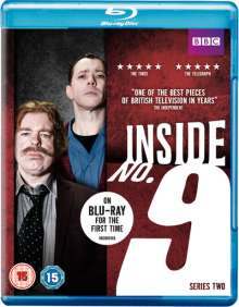 Inside No. 9 Season 2 (Blu-ray) (UK Import), Blu-ray Disc
