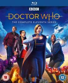 Doctor Who Season 11 (2018) (Blu-ray) (UK Import), 5 Blu-ray Discs