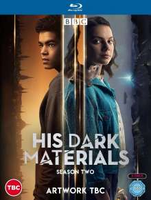 His Dark Materials Season 2 (Blu-ray) (UK Import), 3 Blu-ray Discs