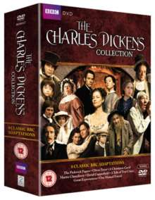 The Charles Dickens Collection (UK Import), 12 DVDs