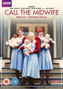Call The Midwife Season 6 (UK-Import), 3 DVDs