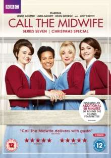 Call The Midwife Season 7 (UK Import), 3 DVDs