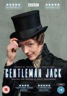 Gentleman Jack (2019) (UK Import), 3 DVDs