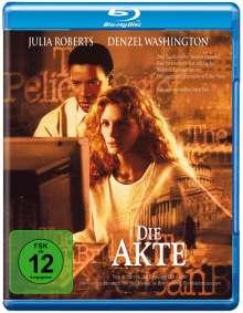 Die Akte (Blu-ray), Blu-ray Disc