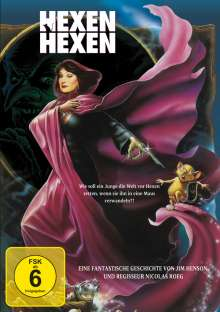 Hexen hexen, DVD