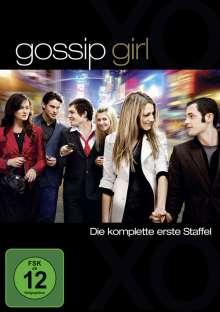 Gossip Girl Season 1, 5 DVDs