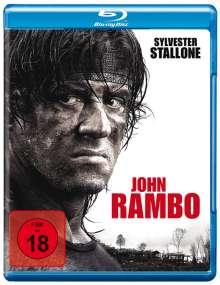 John Rambo (Blu-ray), Blu-ray Disc