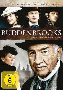 Buddenbrooks (2008), DVD