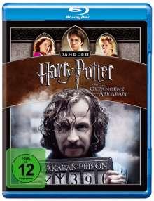 Harry Potter & der Gefangene von Askaban (Blu-ray), Blu-ray Disc