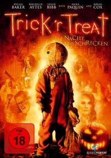 Trick 'r Treat, DVD