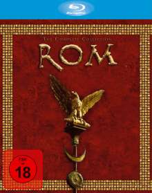 Rom Staffel 1 & 2 (Gesamtausgabe) (Blu-ray), 10 Blu-ray Discs