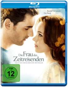 Die Frau des Zeitreisenden (Blu-ray), Blu-ray Disc
