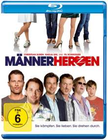 Männerherzen (Blu-ray), Blu-ray Disc