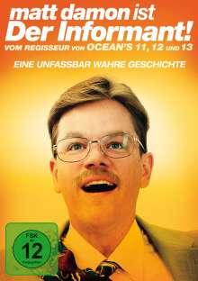 Der Informant (2009), DVD