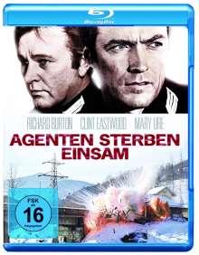 Agenten sterben einsam (Blu-ray), Blu-ray Disc