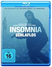 Insomnia - Schlaflos (2002) (Blu-ray), Blu-ray Disc